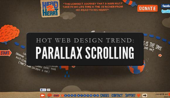 parallax design