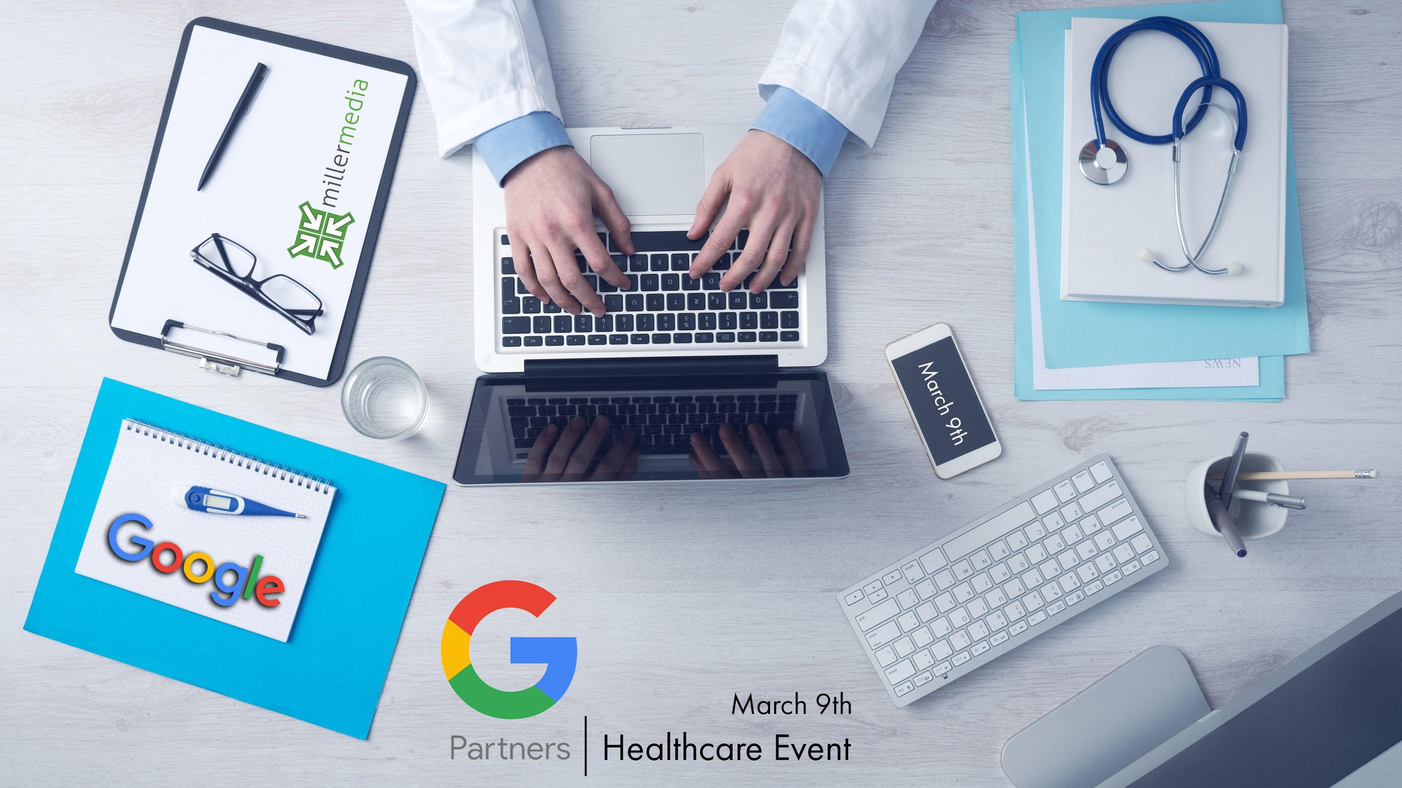 Google Healthcare Partner Event