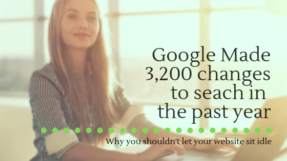 Google, 3200 Search Changes, Google Algorithims