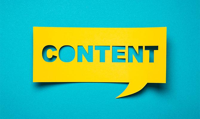 Google, Content