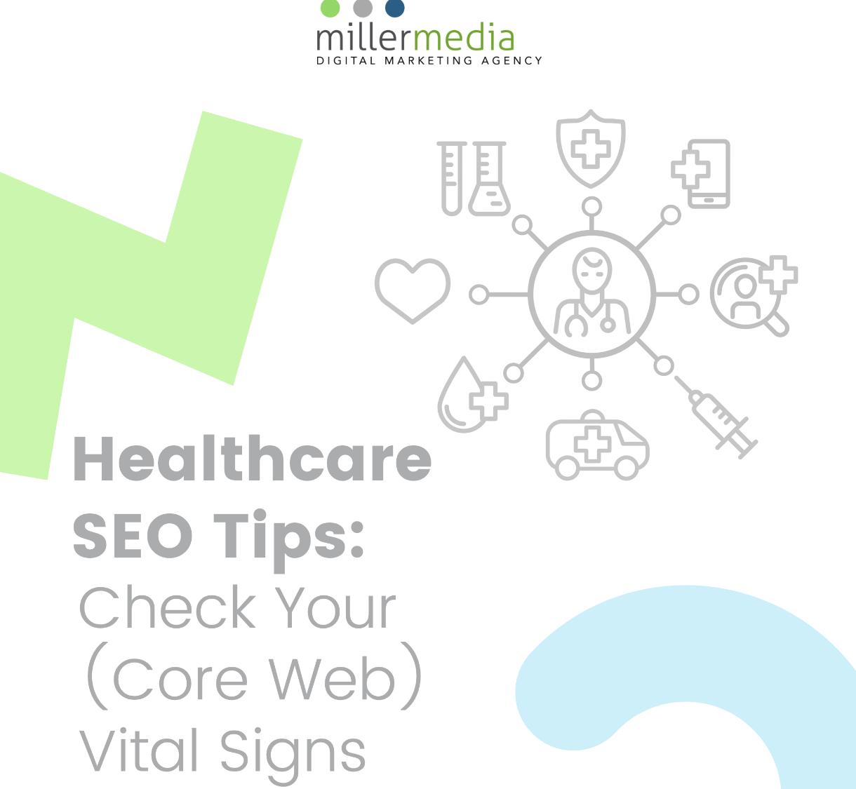 healthcare seo tips